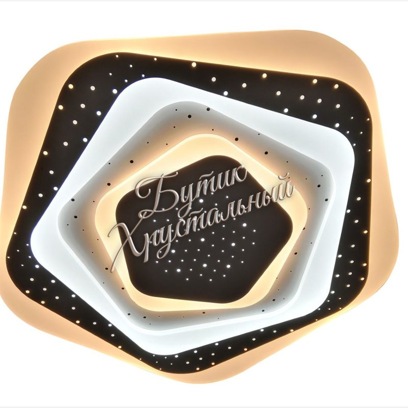 Светодиодная фигурная люстра LED-1202015