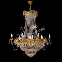 Султан-бронза 18 ламп
