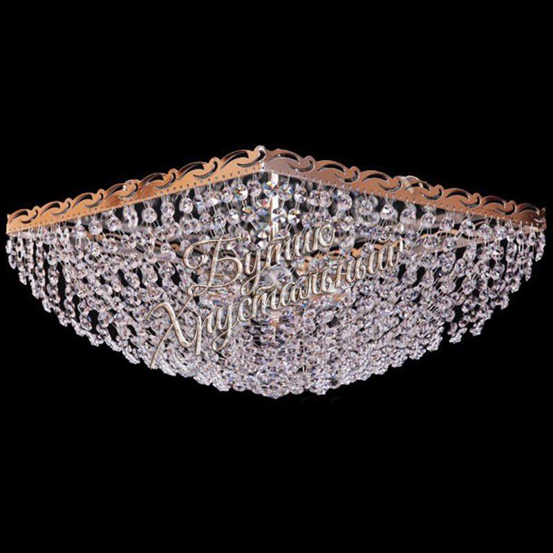 Квадрат Сетка 5 ламп