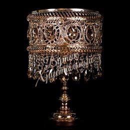 Настольная Лампа № 2 Капель