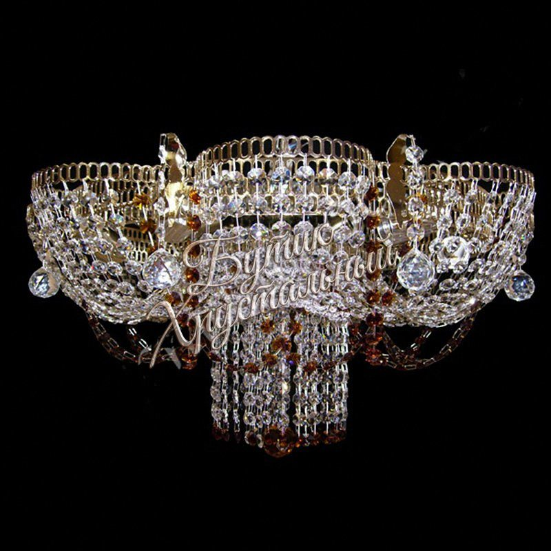 Ольга Водоворот 6-8 ламп с зеркалом