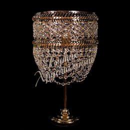 Настольная Лампа № 1 Кольцо Сетка