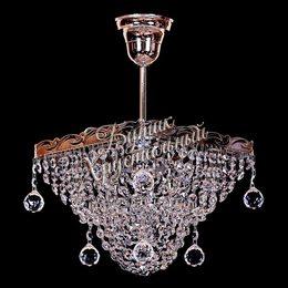 Квадрат 1 лампа Шары