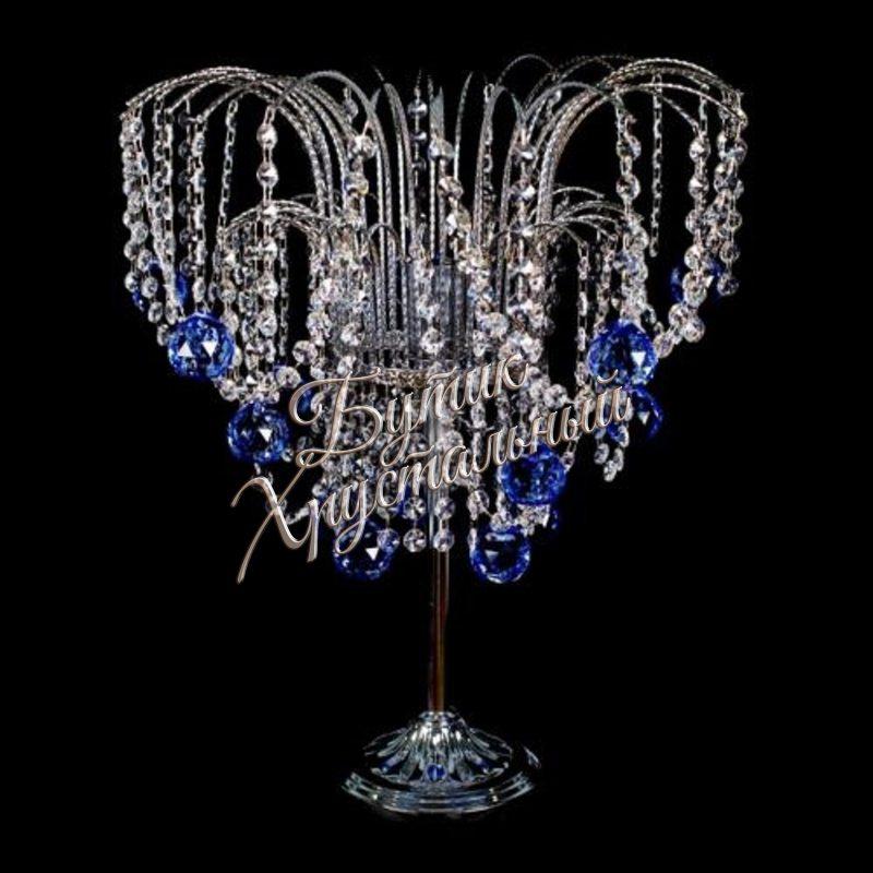 Настольная Лампа Каскад №6 Шар
